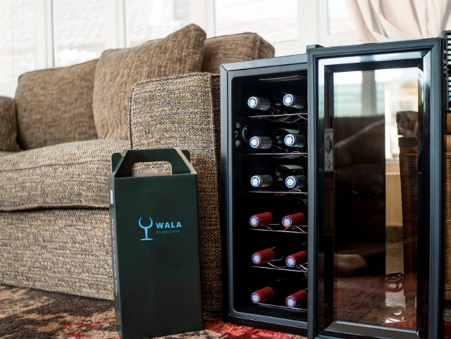 3 Month Indulgence Gift Subscription With Wine Chiller