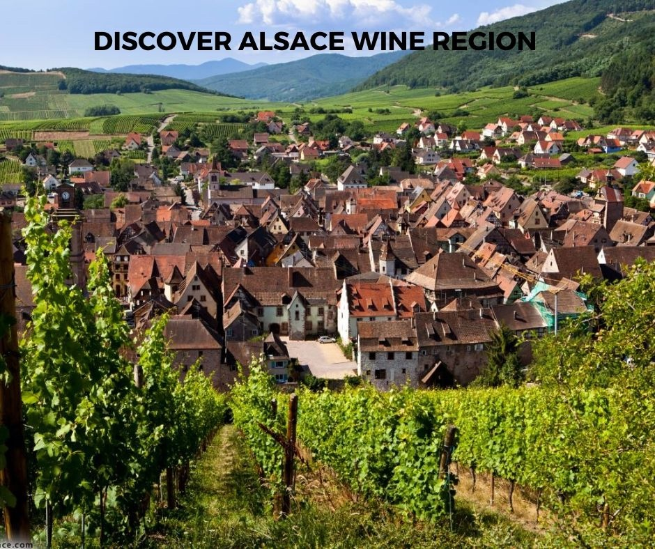 Introduction To Alsace Wine Region