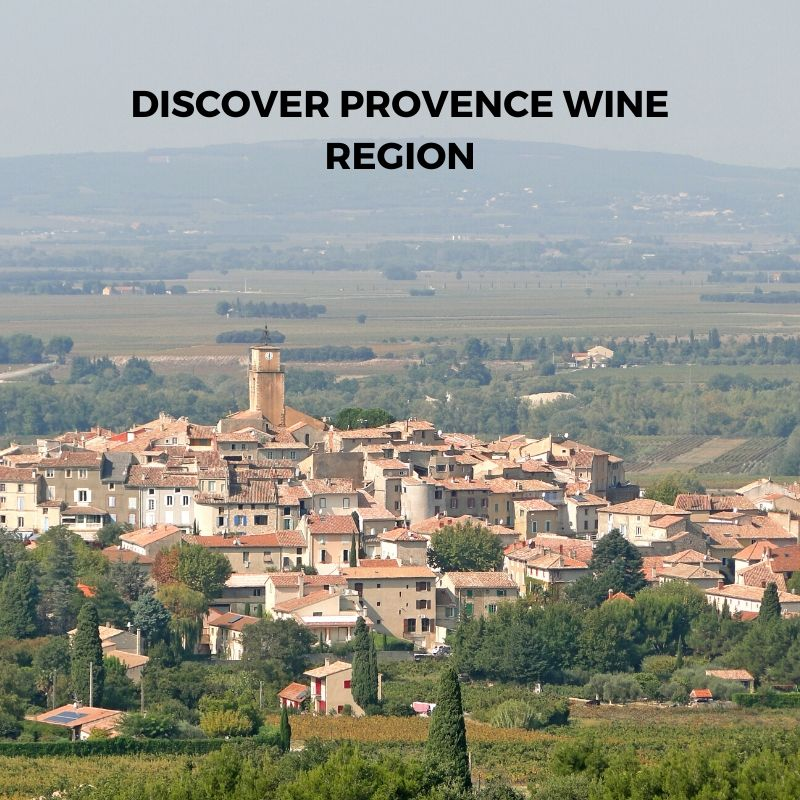 Introduction to Provence Wine Region