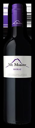Mt. Monster Shiraz 2016