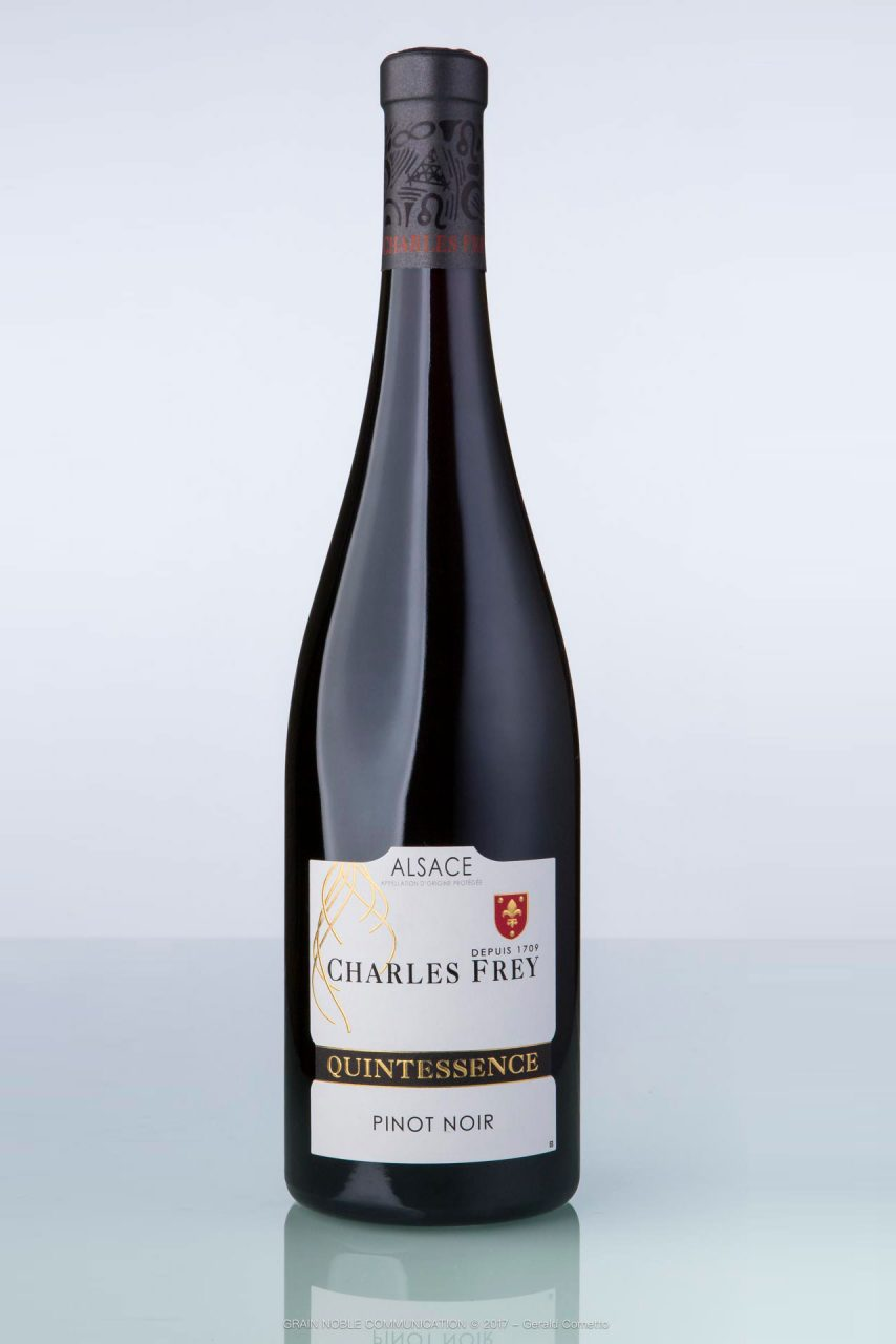 Charles Frey Quintessence Pinot Noir 2016