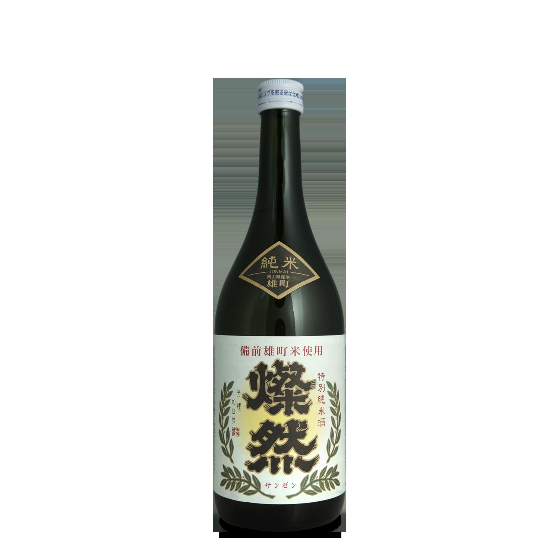 Sanzen Tokubetsu Junmai Omachi