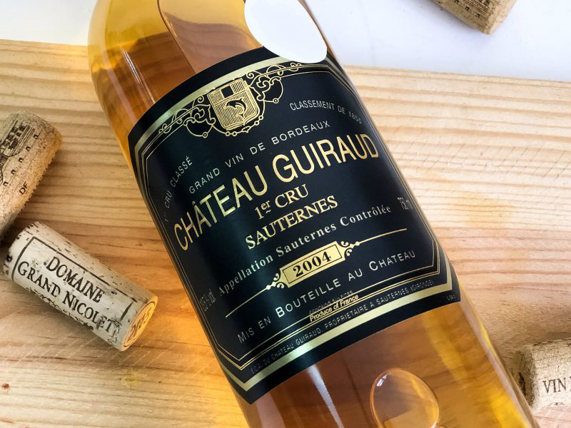 Sauternes: The Sweet Liquid Gold