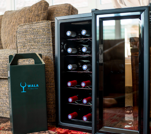 Wine Chiller 12 bottles capacity