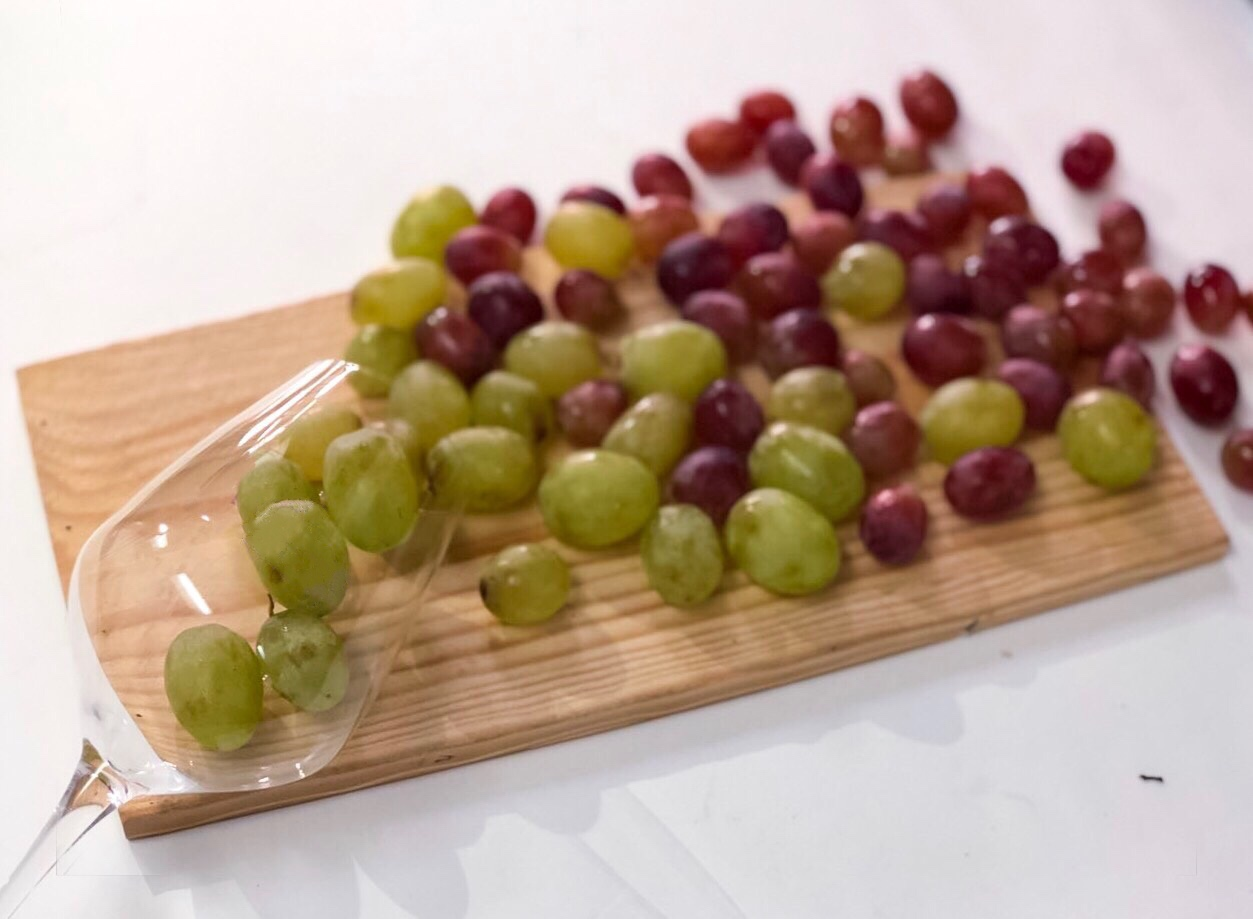 Why Don't We Vinify All Grapes?