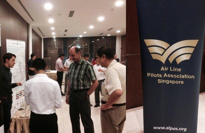 Corporate Wine Appreciation event with ALPAS