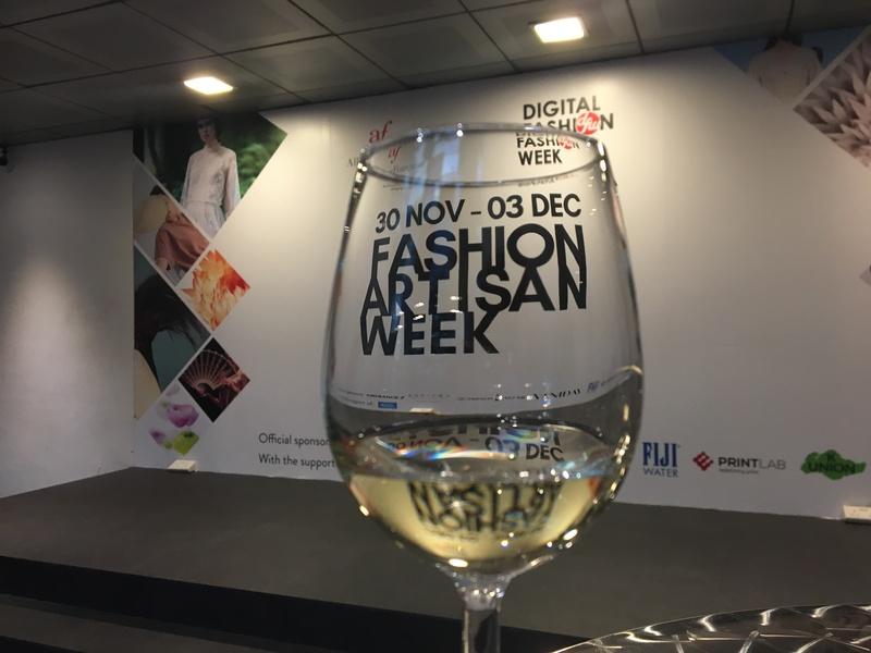 FASHION ARTISAN WEEK x The French Cellar Wine Tasting