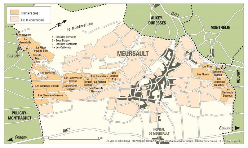 Meursault: Your Stairway to Chardonnay (Heaven)