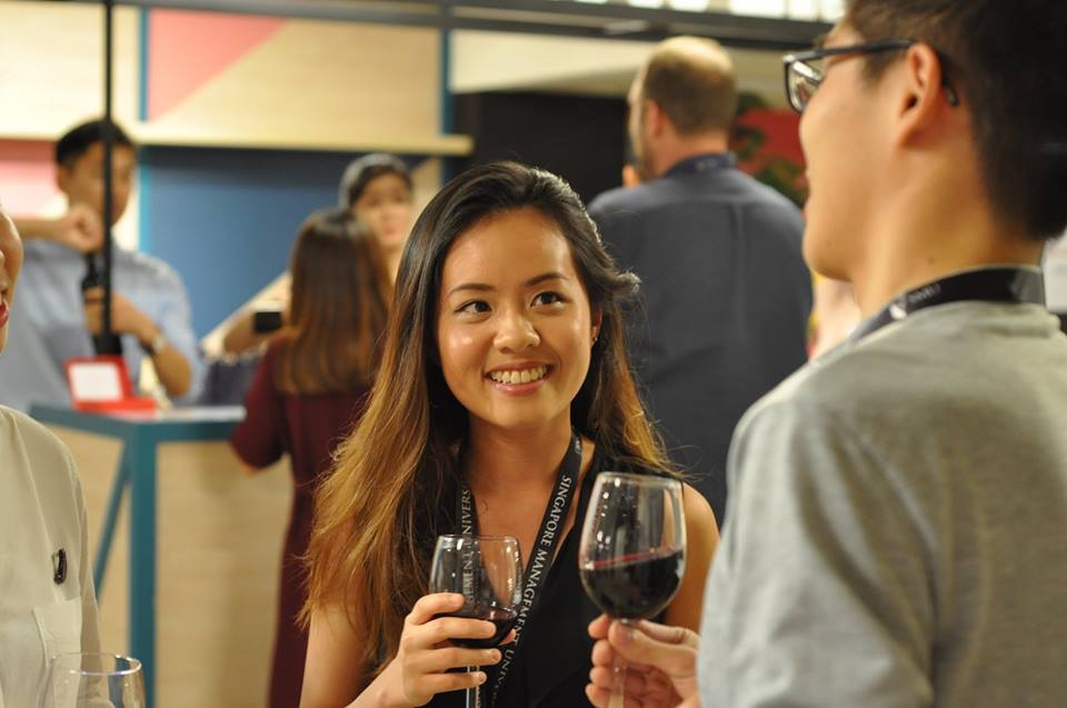 SMU Wine Tasting event