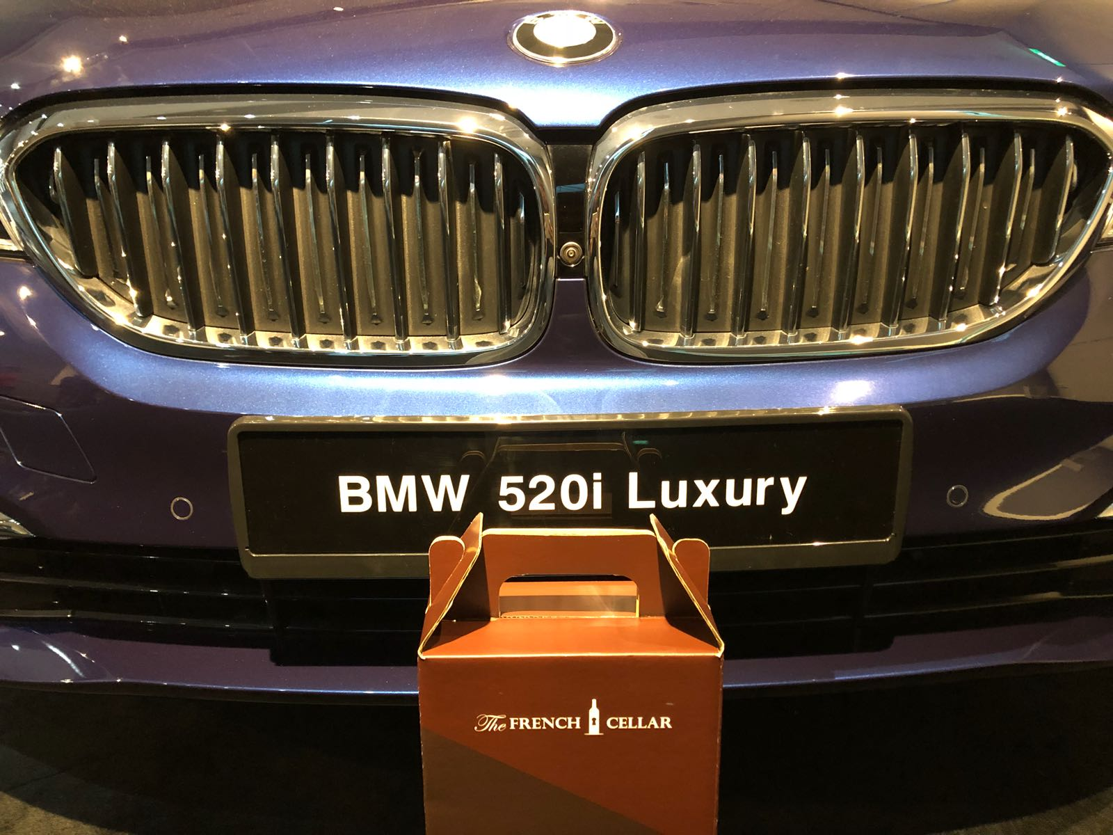 Private Wine Tasting event with BMW