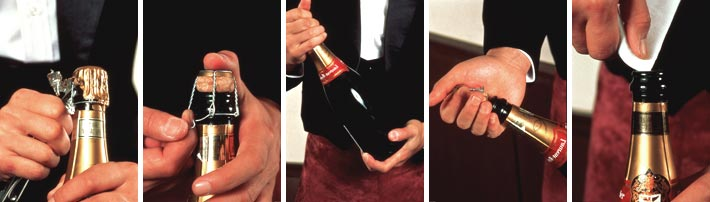 Wine Tips: How to Open a Bottle of Champagne (with Style)