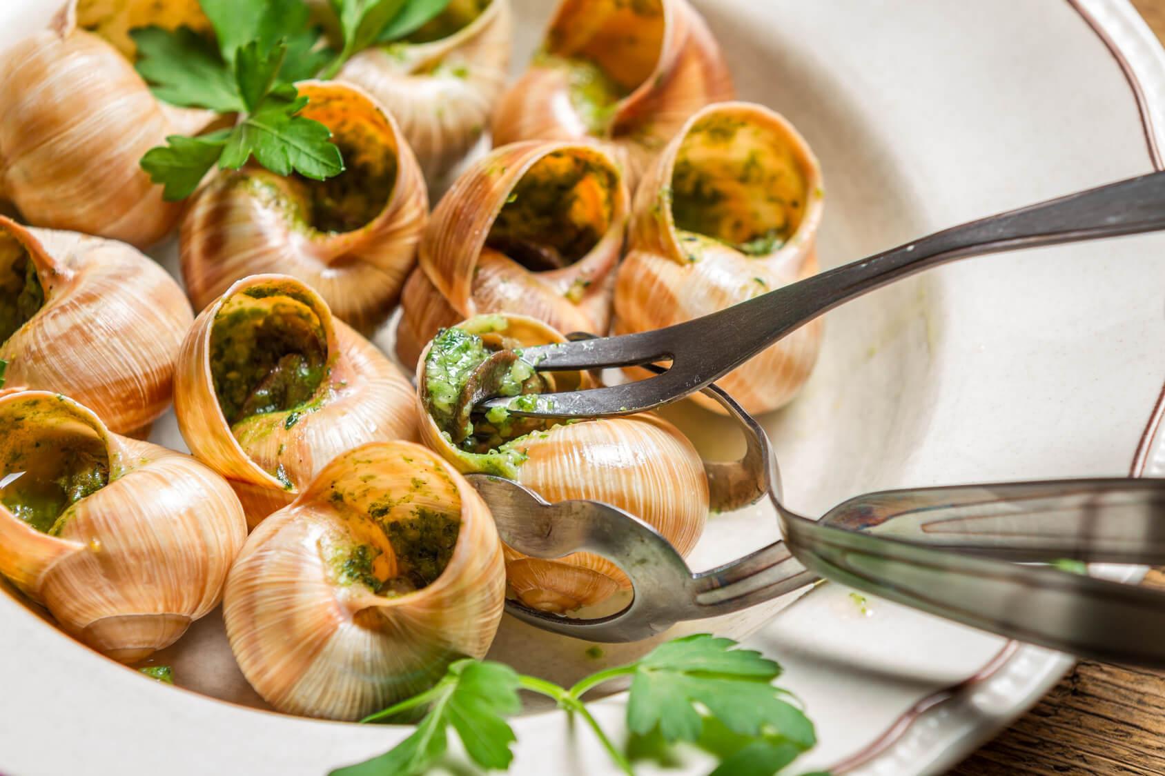 Wine Pairing: Escargots (Snails)
