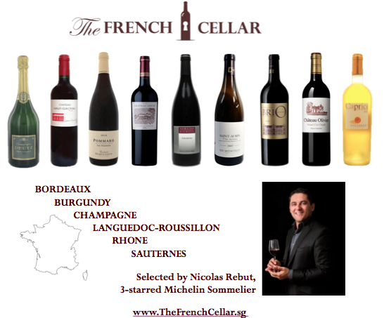 The French Cellar Wine Tasting, January 22 at The Artistry