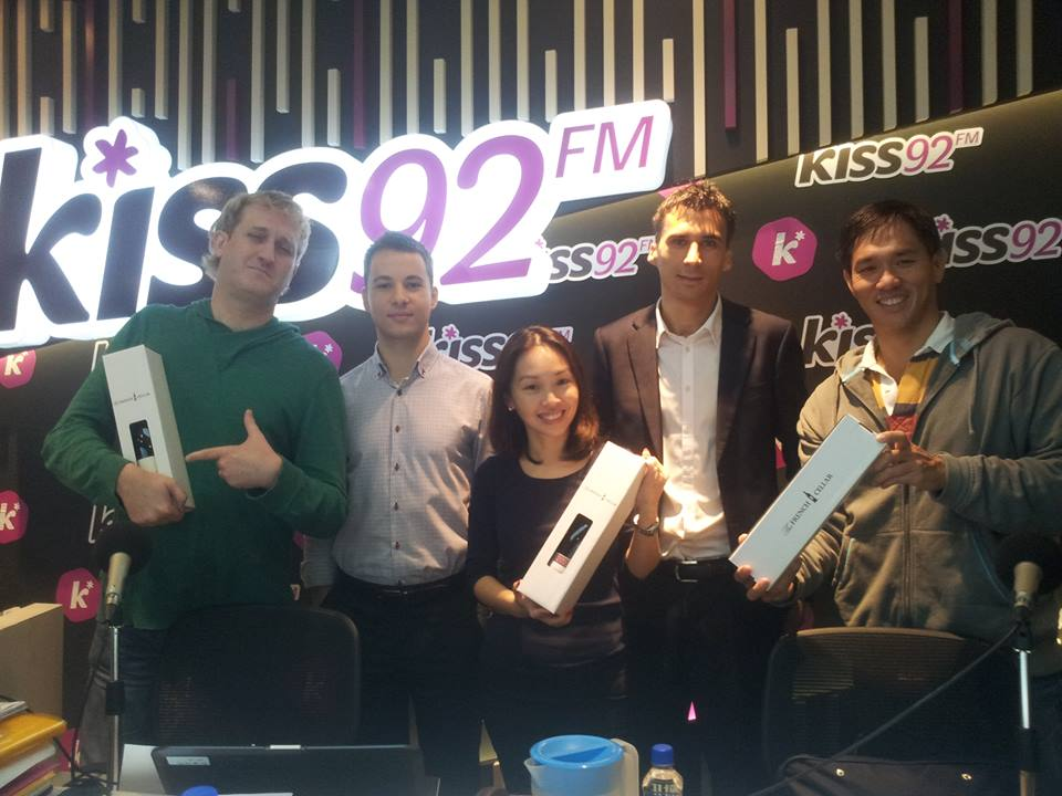 The French Cellar on Kiss92