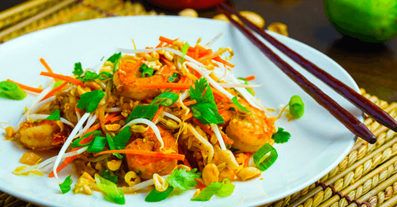 Wine Pairing: Pad Thai with Wine