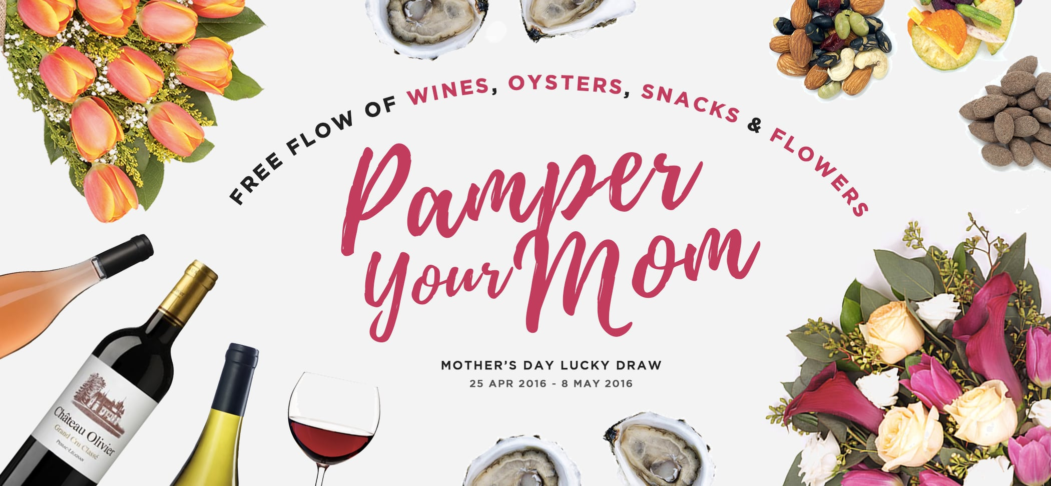Pamper your Mom - FREE FLOW!