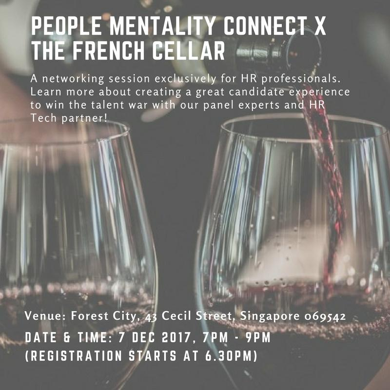 The French Cellar X People Mentality Connect. HR X Wine