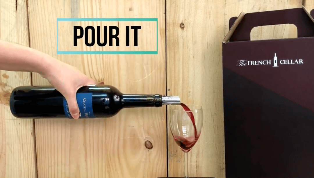 Wine Tips: How To Pour Wine With Style