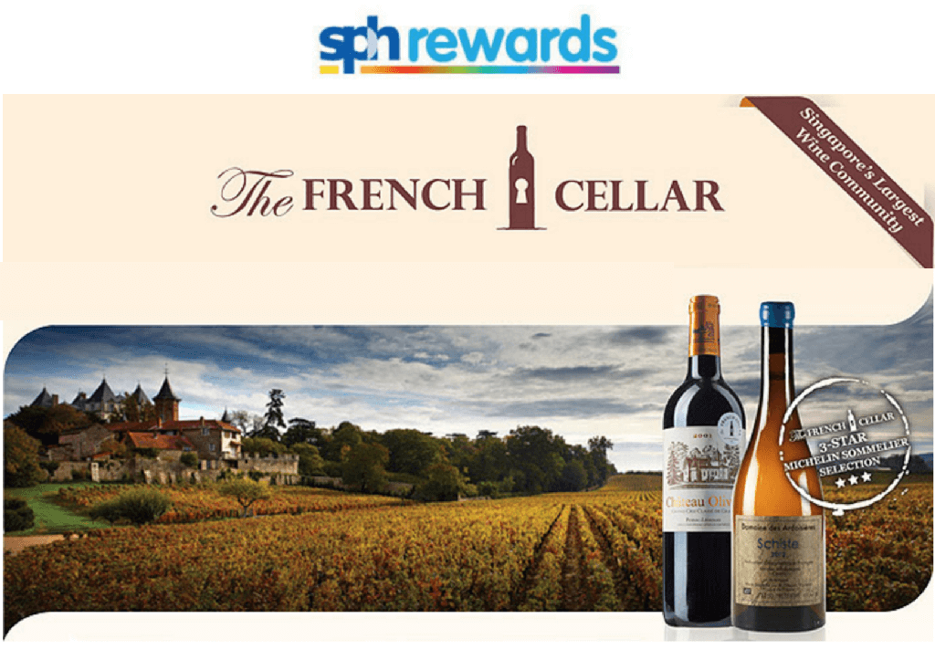 The French Cellar featured by SPH Rewards