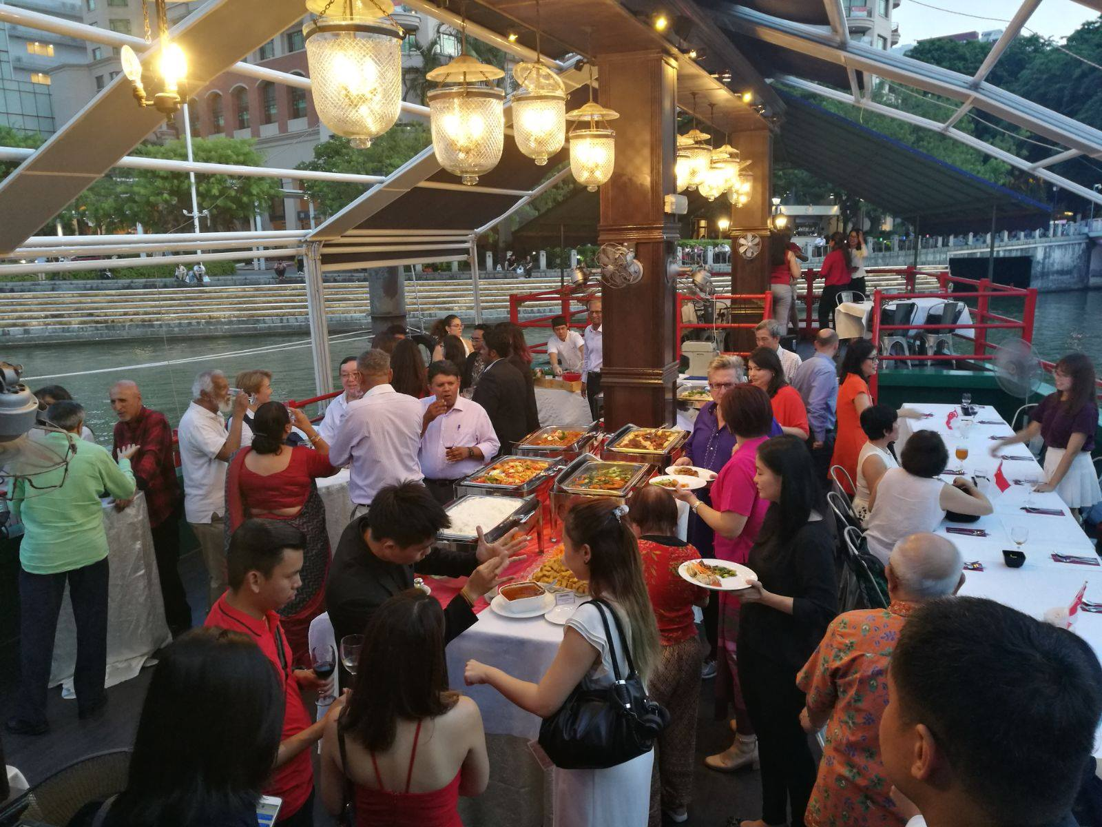 Singapore Press Club Boat Party x The French Cellar