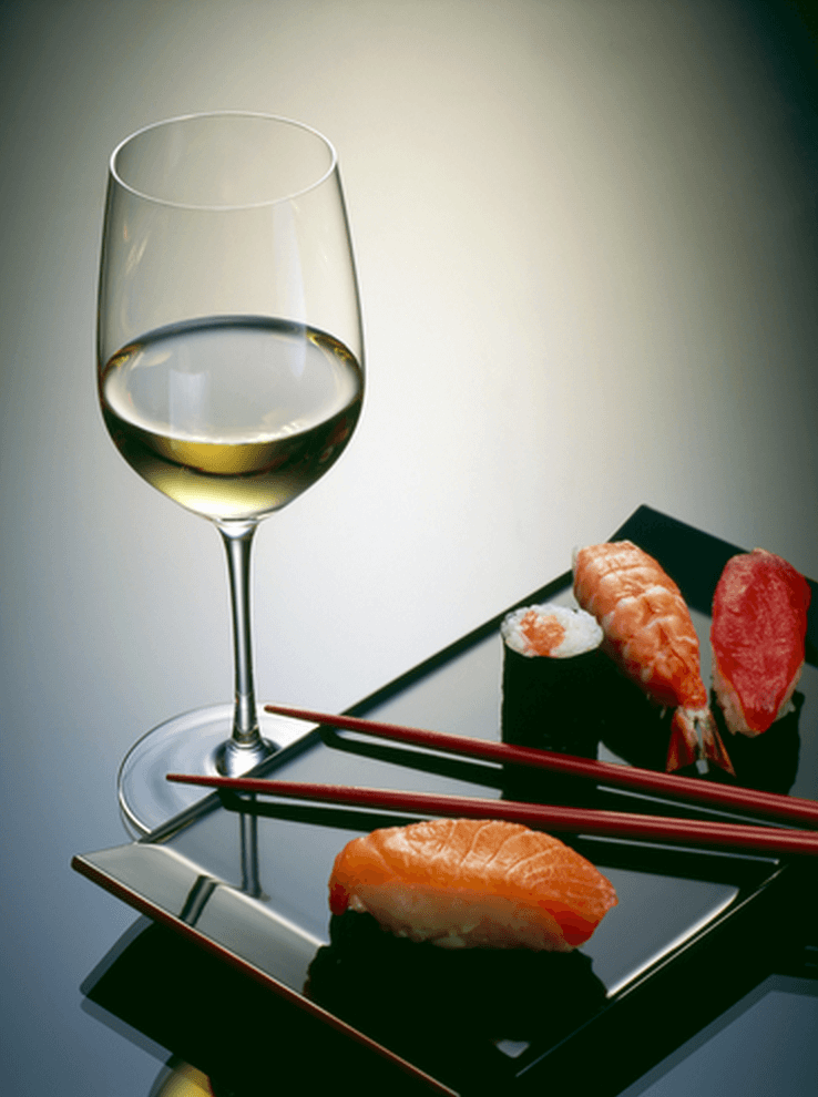 Wine Pairing: Sushi with Wine