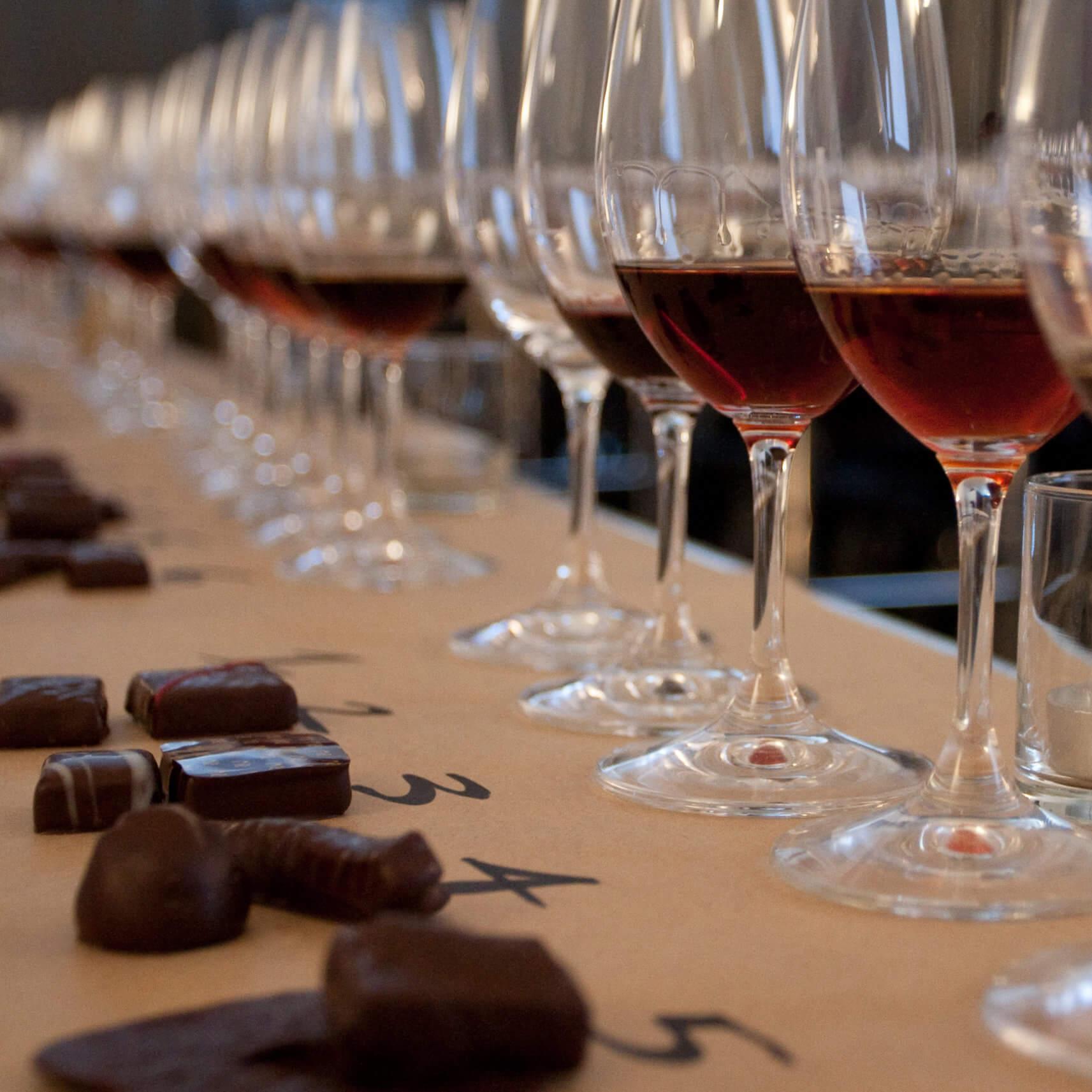 Wine Pairing: Chocolate