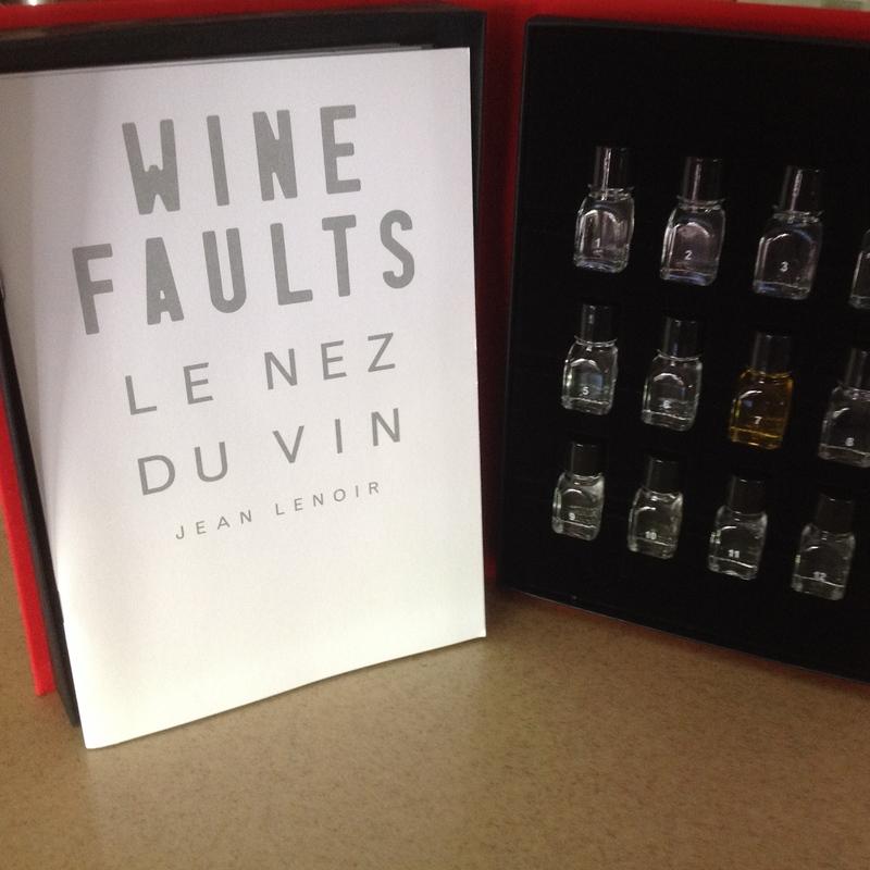 """Wine Faults Aromakit """"Le Nez du Vin"""""""