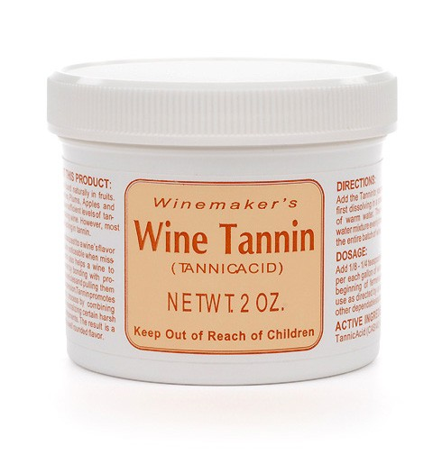 Wine Terms: Tannins