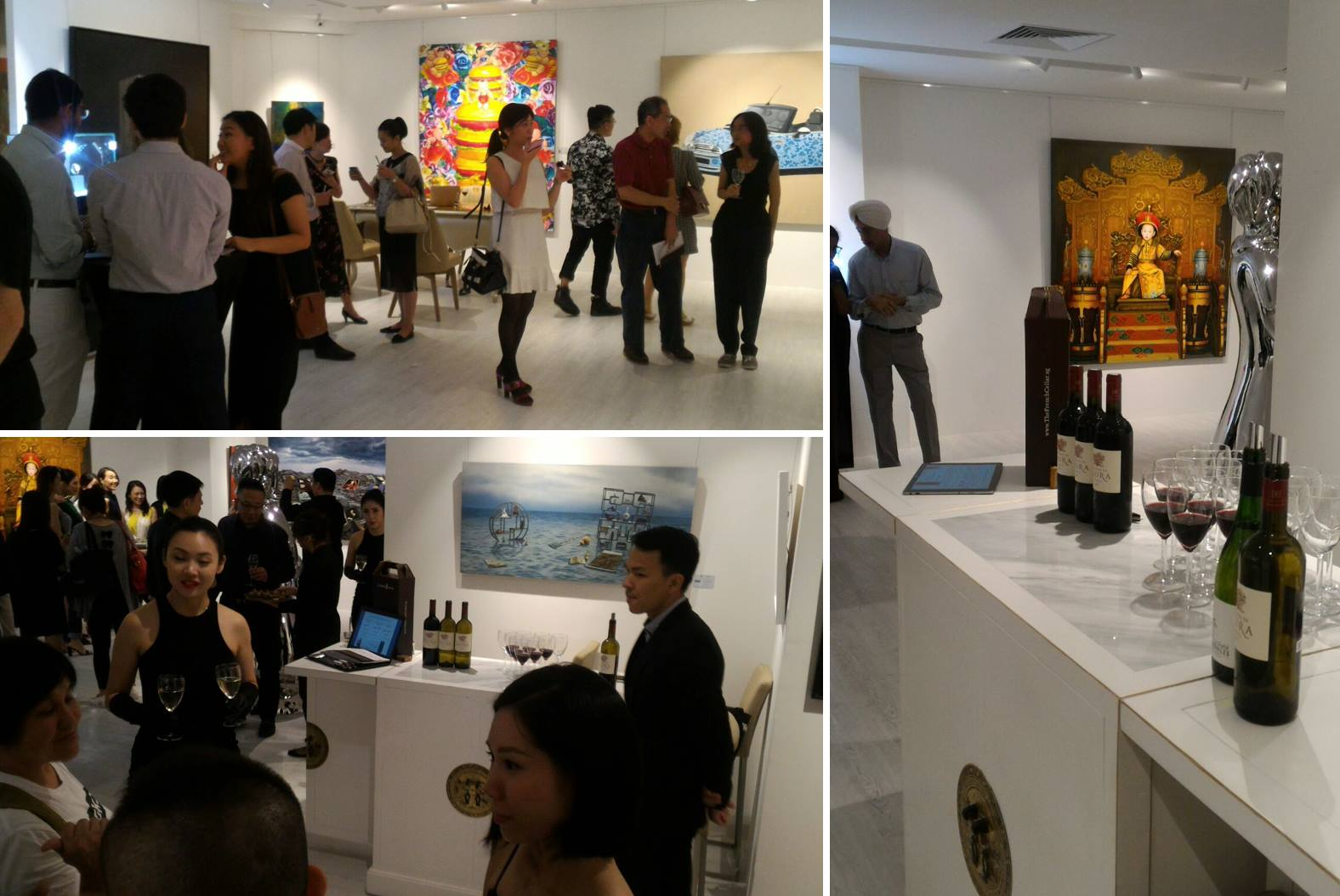 Private Wine Tasting @ Yang Gallery